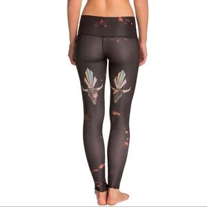 Teeki 100% Recycled Yoga Leggings